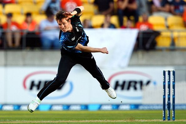 New Zealand's Adam Milne ruled out of England ODI series