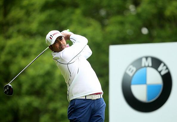 BMW PGA Championship: Anirban Lahiri, Jeev Milkha Singh share 52nd spot after round 2