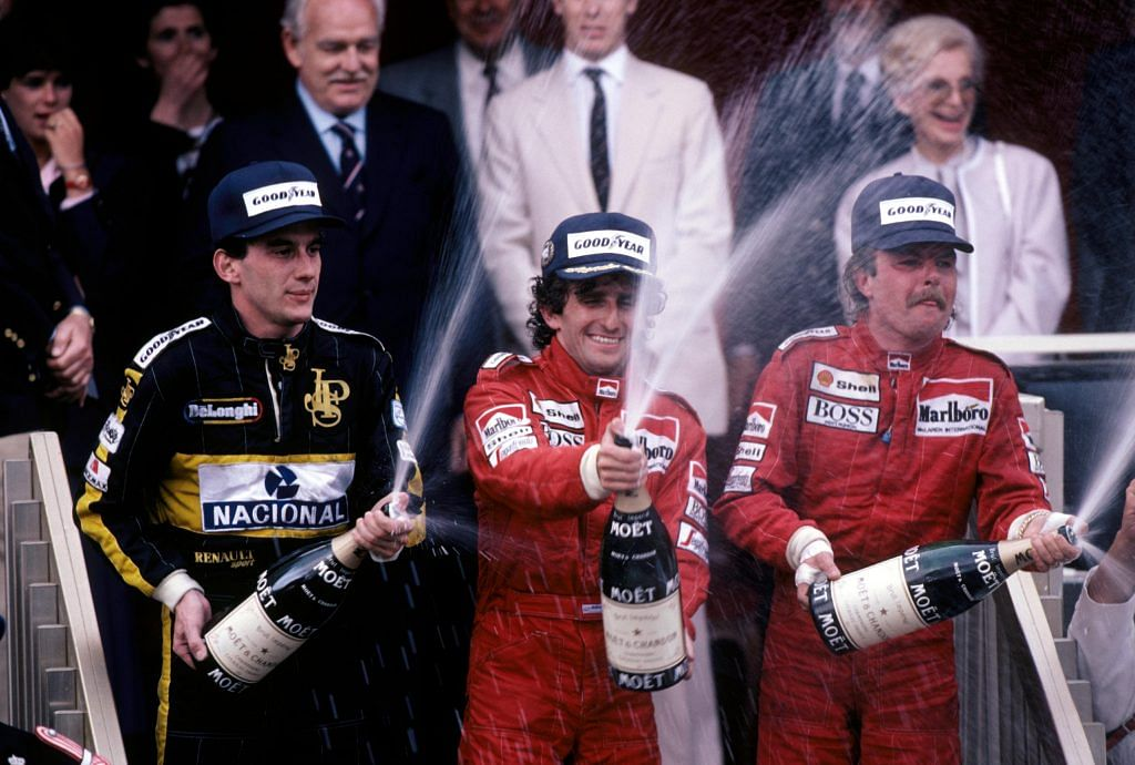 5 Key Stats After An Enthralling 2015 Monaco Grand Prix