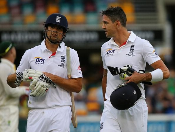 Reports: Alastair Cook threatened to quit international cricket if Kevin Pietersen was brought back