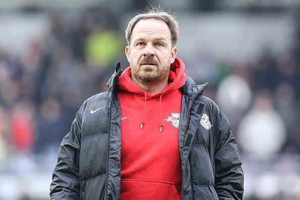 German club VFB Stuttgart appoint Alexander Zorniger as head coach