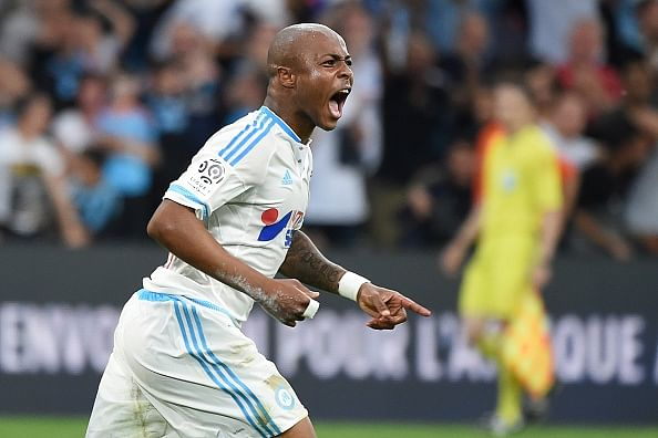 Marseille president confirms striker Andre Ayew's exit