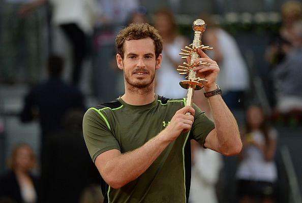 Analysing Andy Murray's chances at the 2015 French Open