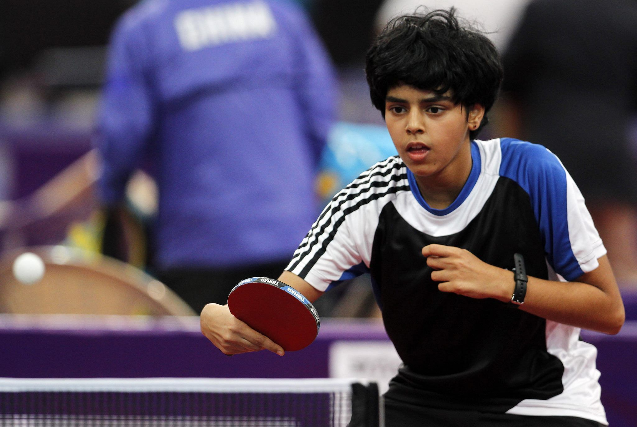Archana reach quarters in Thailand TT tourney