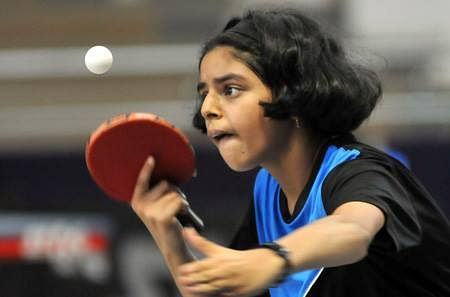 Paddlers Archana Kamath, Selena Selvakumar advance in Thailand Open