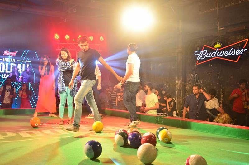 Budweiser Indian Poolball League City Finals