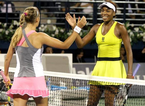 Victoria Azarenka will take on Venus Williams in first round of Madrid Masters