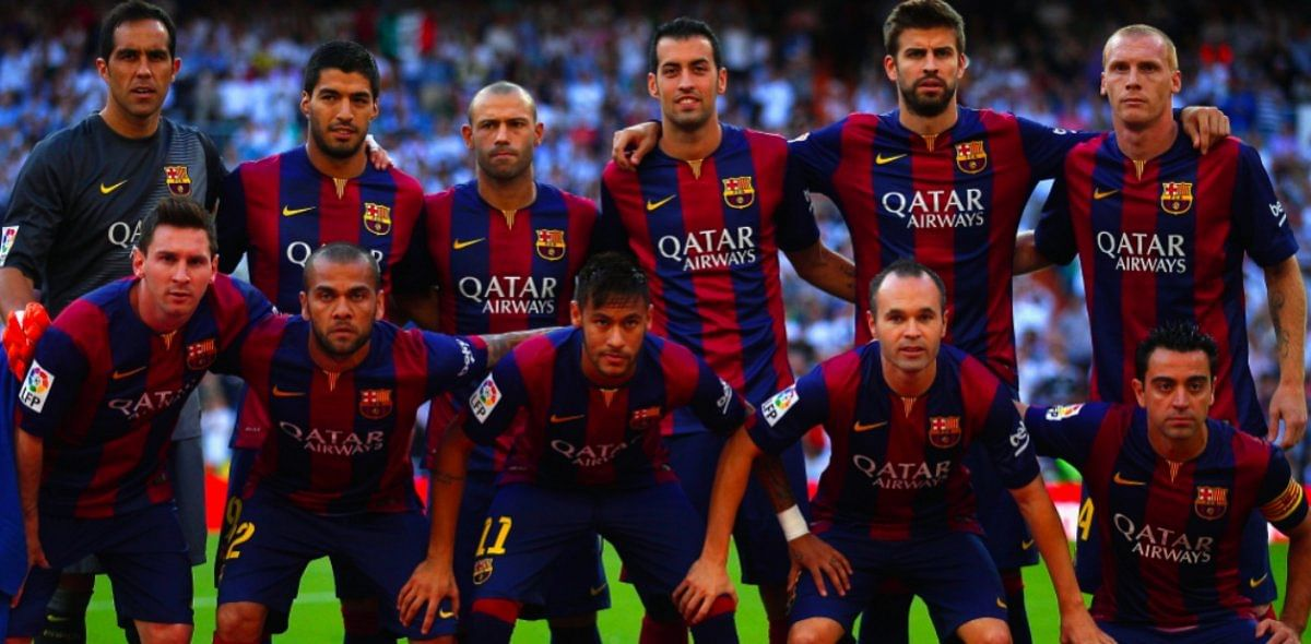 Barcelona dominate UEFA editors' La Liga team of the season selection