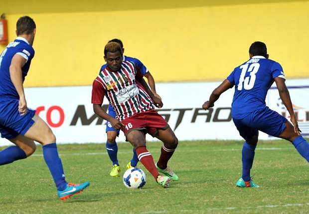 Mohun Bagan and Bengaluru FC involved in tight finish to win the I-League