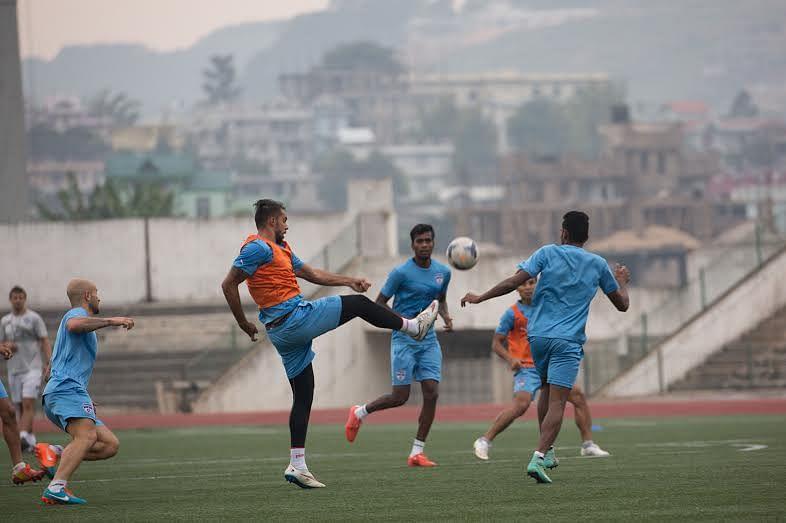 I-League: Bengaluru FC face off against Shillong Lajong as title-race enters home stretch