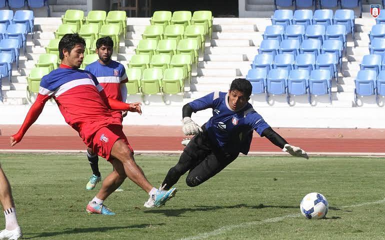 I-League: Bharat FC host leaders Mohun Bagan in crunch encounter