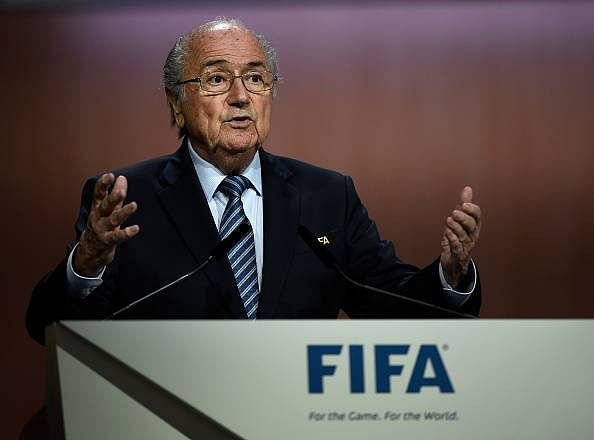 You can't just ask people to behave ethically just like that: Sepp Blatter
