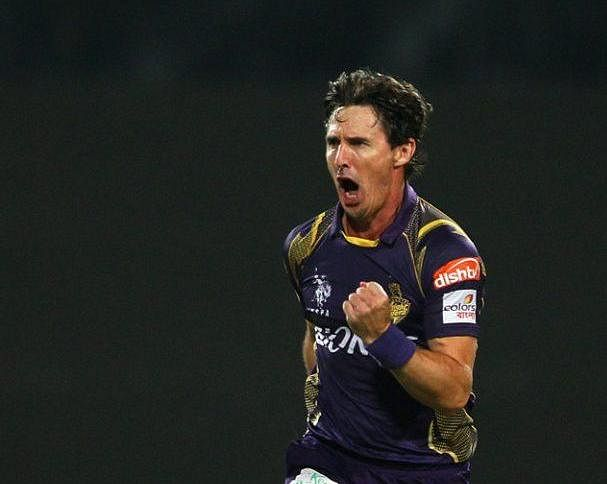 Ageless 'prankster' Brad Hogg turns back the clock