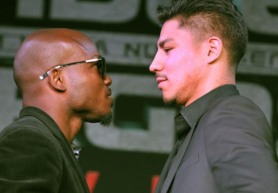 Tim Bradley and Jessie Vargas for a match this June