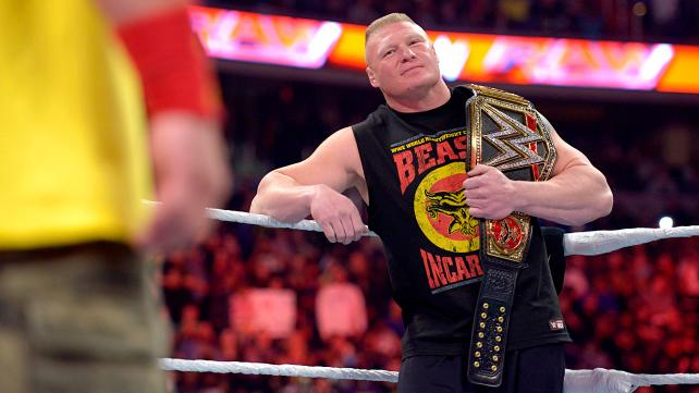 10 Amazing things you should know about Brock Lesnar