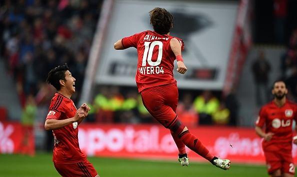 Bayern Munich lose, Wolfsburg held in German Bundesliga