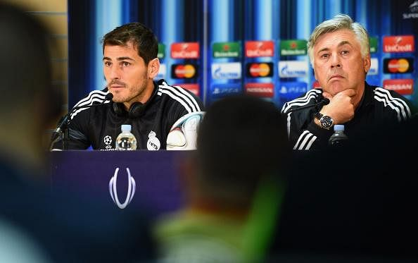 Real Madrid made the best decision to sack Carlo Ancelotti: Iker Casillas