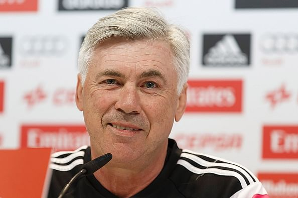 You couldn't ask for more from Cristiano Ronaldo: Real Madrid coach Carlo Ancelotti
