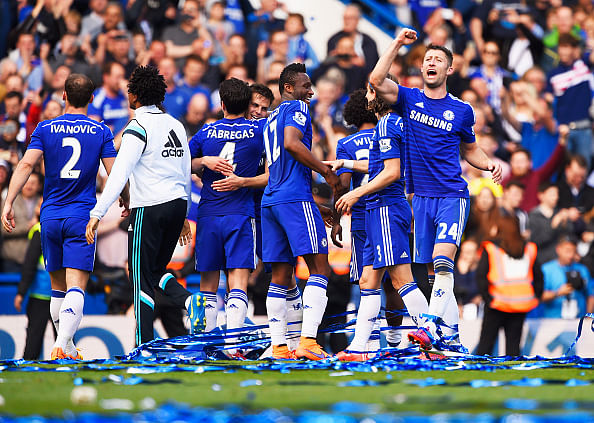 Twitter Reacts to Chelsea winning the English Premier League