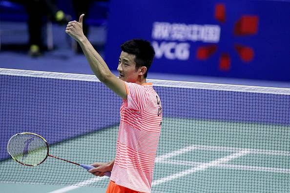 Chen Long to meet Viktor Axelsen in Australian Open final
