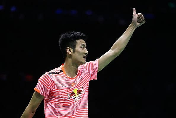 Chen Long enters into the semifinals of the Australian Open