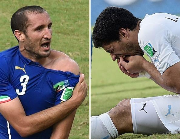 Will mark Luis Suarez without added emotion: Giorgio Chiellini