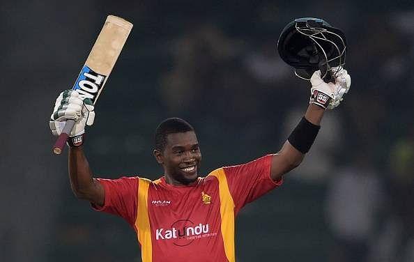 Zimbabwe Captain Elton Chigumbura suspended for two ODIs