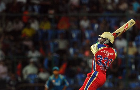 6 longest sixes in IPL history