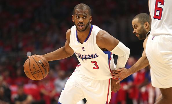 NBA Playoffs: Los Angeles Clippers knock out defending champions San Antonio Spurs