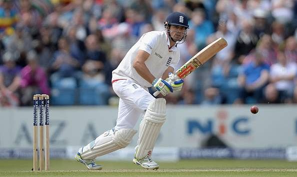 Stats: Alastair Cook becomes England's leading run-scorer in Test cricket