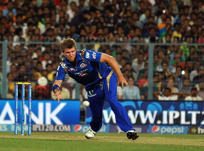 Mumbai Indians allowed to replace injured Anderson
