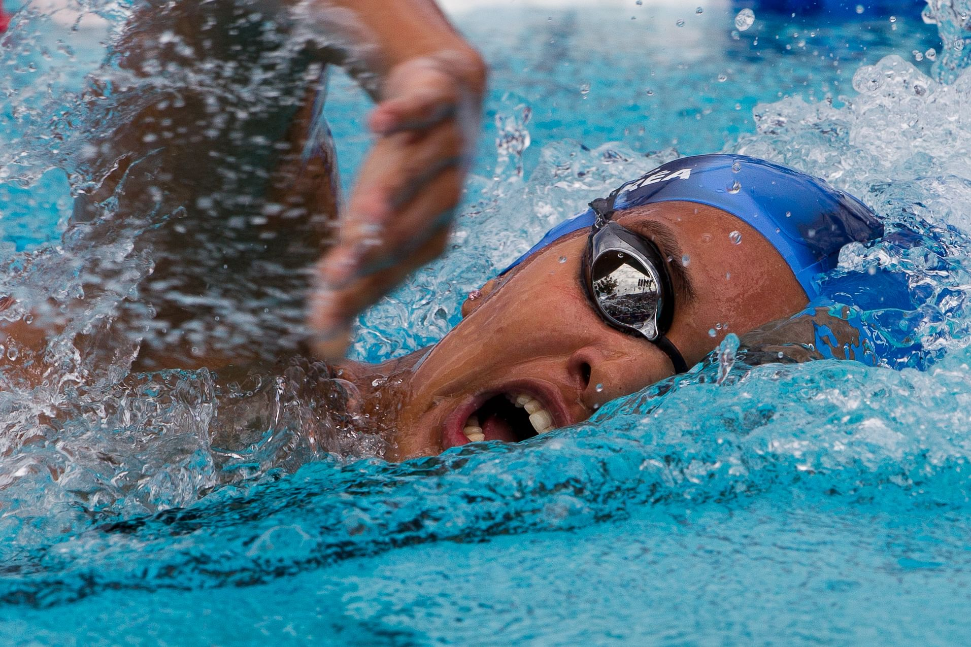 Brazilian swimmer Sarah Correa killed in a hit-and-run accident