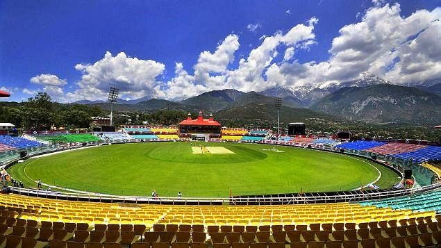 Dharamsala to host third international cricket match