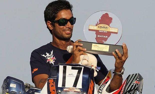 CS Santosh wins Motorsport Man of the Year award