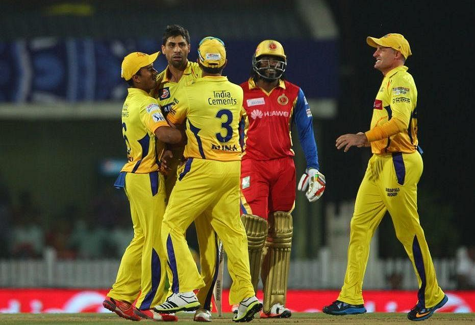 IPL: CSK beat RCB by three wickets to reach the final