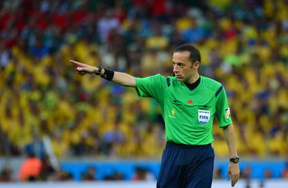 Turkish referee Cuneyt Cakir to oversee Champions League final