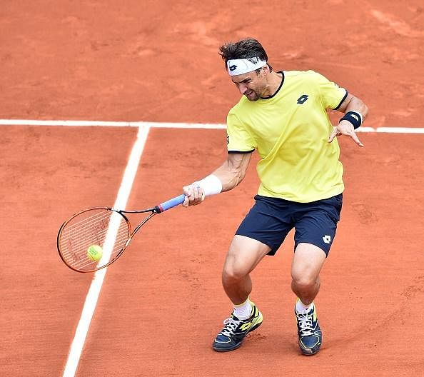 David Ferrer scores 300th clay-court victory