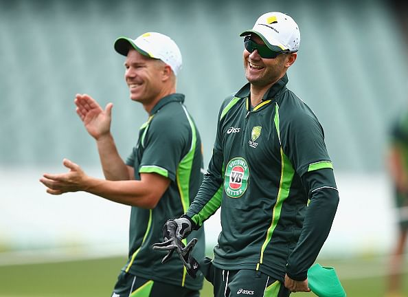 Reports: Michael Clarke and David Warner offered $50 million to play in new cricket league