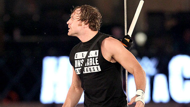 Backstage unhappy with Dean Ambrose being underutilised