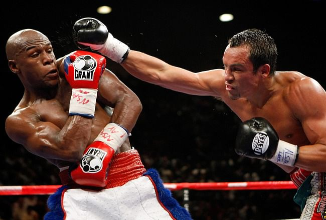 5 best defensive boxers in the game today