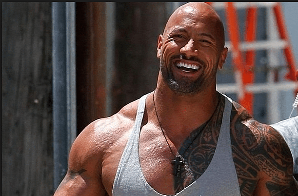 Images Of Dwayne The Rock Johnson: What US President Barack Obama Calls His Friend Dwayne