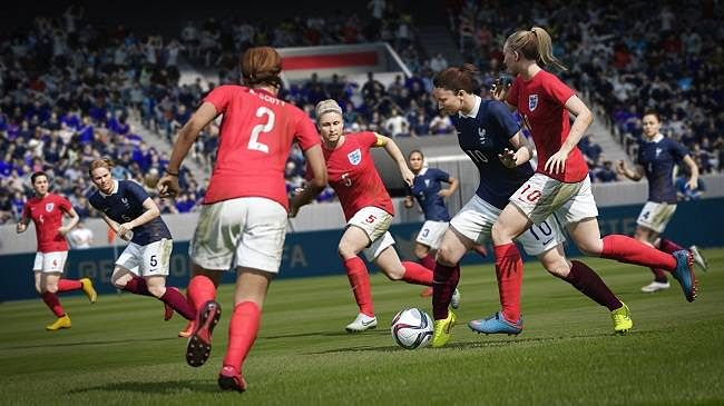 Video: EA Sports FIFA 16 will feature Women's national teams for the first time in history