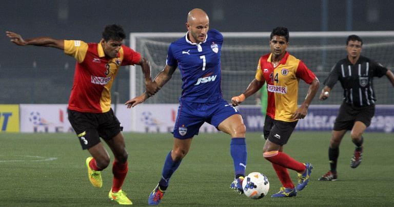 I-League: Bengaluru FC rout East Bengal 3-0