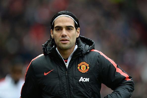Manchester United still undecided on future of striker Radamel Falcao