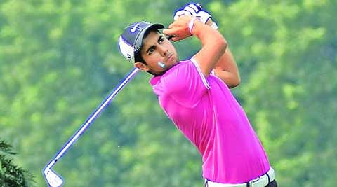 Indian golfer Feroz Garewal tied 18th at the Asian Development Tour event
