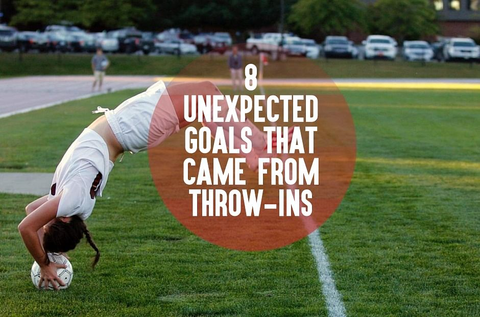 8 unexpected goals that came from throw-ins