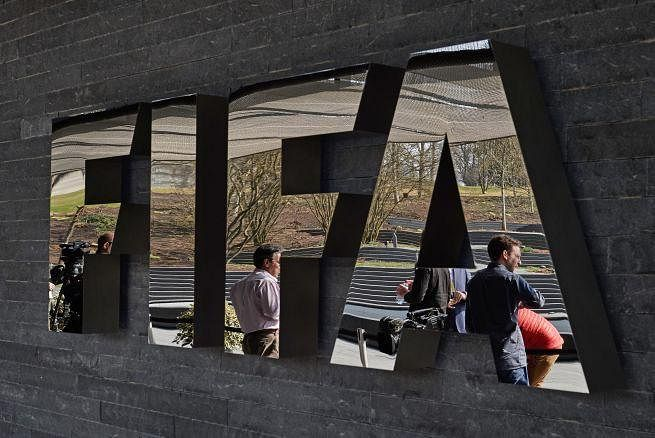 Twitter trolls FIFA during press conference regarding corruption charges