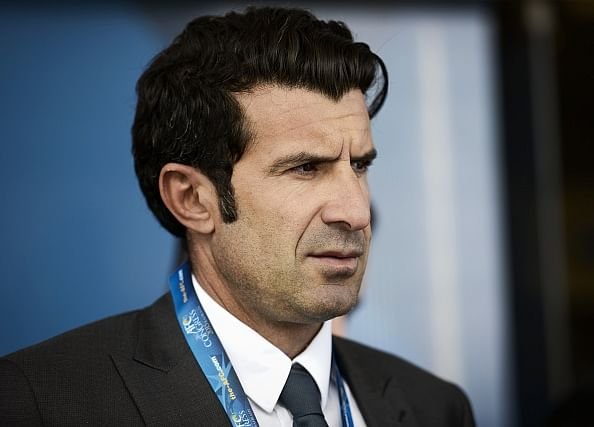 Luis Figo withdraws from FIFA Presidential race; Calls Sepp Blatter a dictator