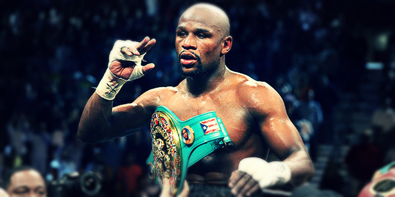10 Things you probably did not know about Floyd Mayweather Jr.