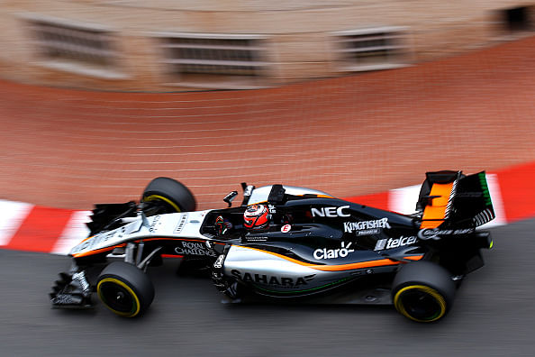 Monaco GP: Force India takes 7th and 13th spots in qualifying